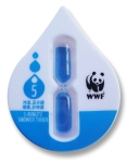 wwf 5 minute shower sand timer