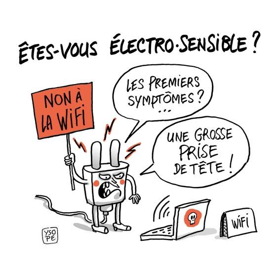 Electrosensible