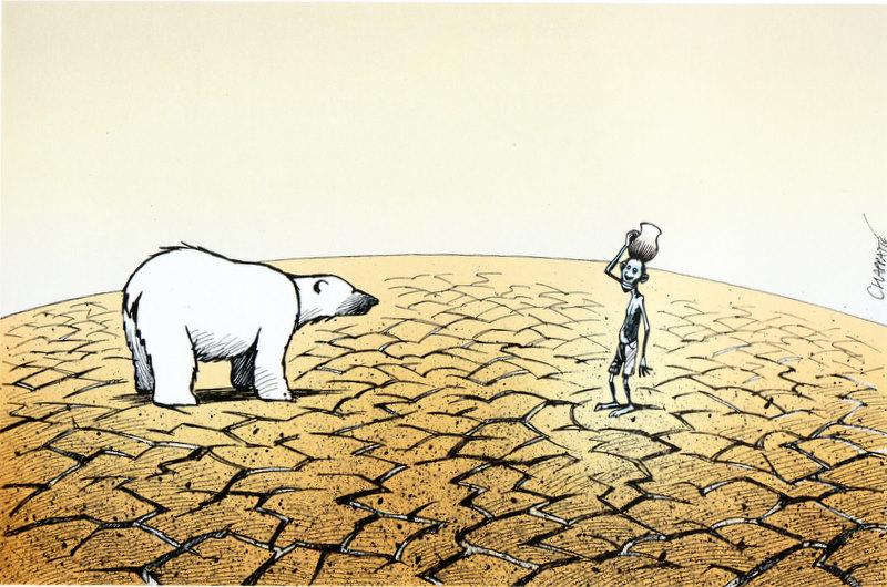Le-réchauffement-climatique